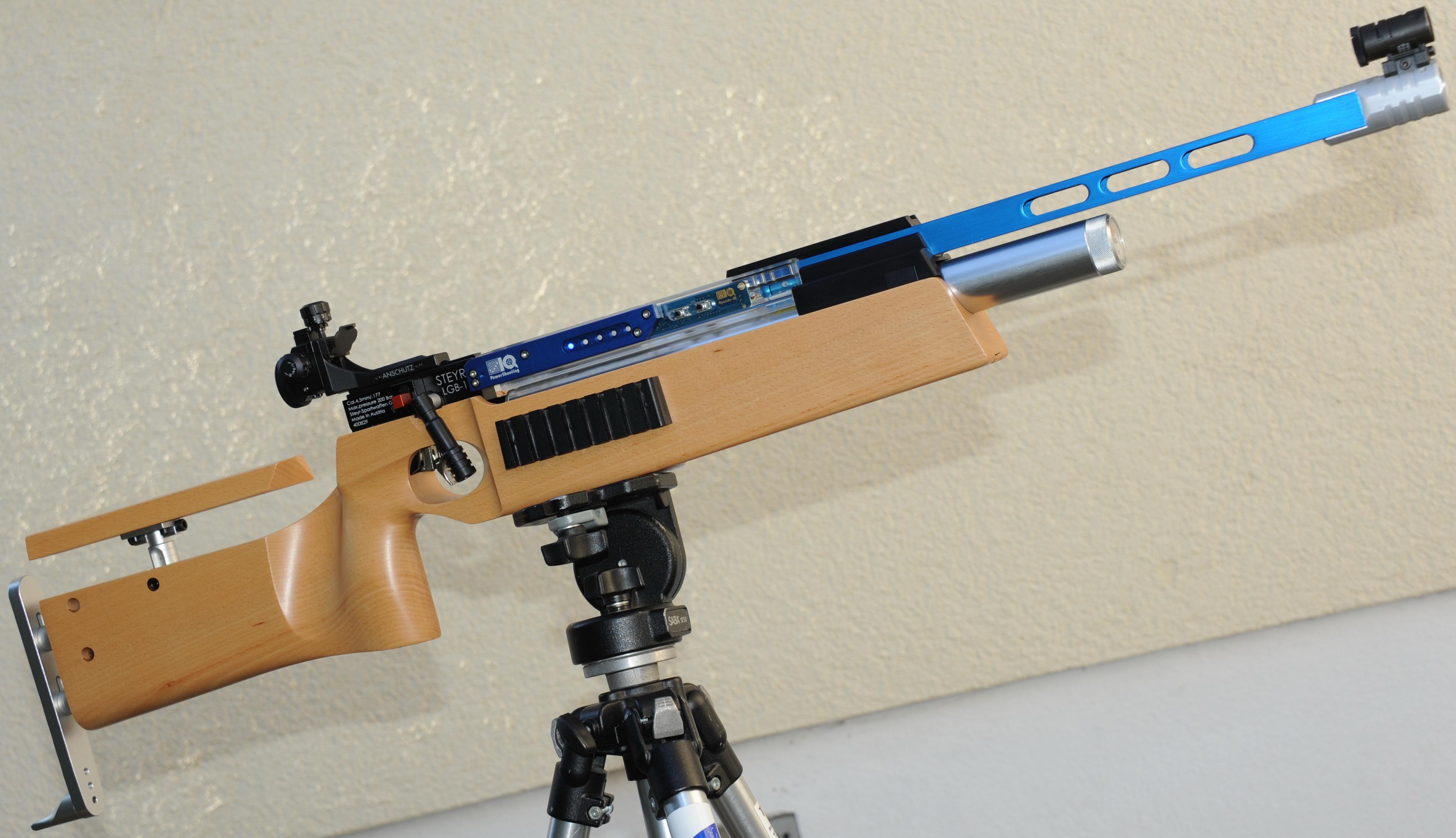 Biathlongewehr LGB 1