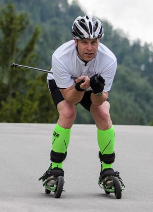 Biathlon Andreas Niemetz