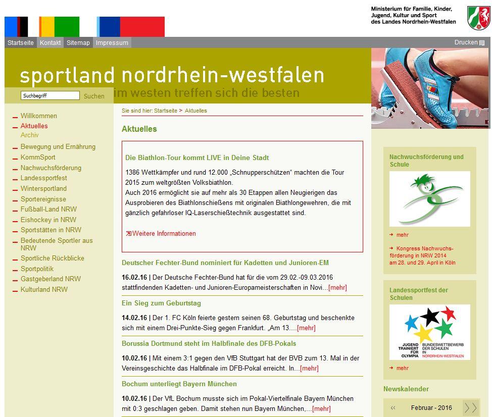 Sportland NRW