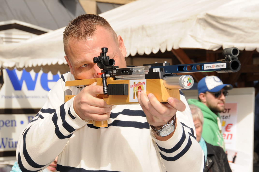 2. Platz: Frank Wiese