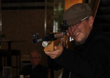 3. Platz: Stefan Müller, 45, aus Herten