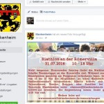 Blankenheim, facebook