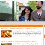 Citymarketing, web