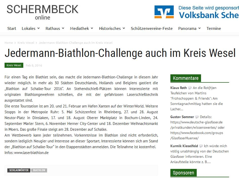 Kreis Wesel Online