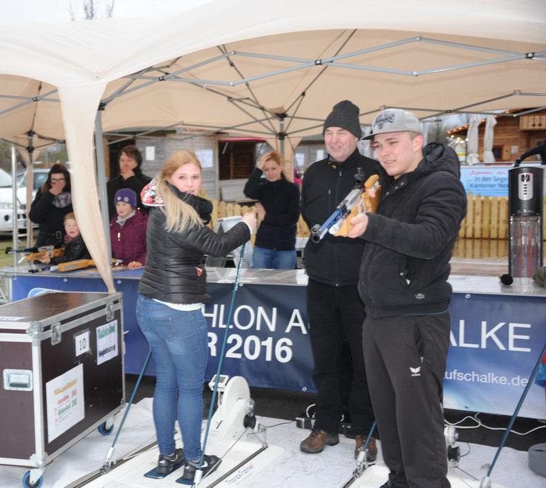 Biathlon Niederrhein