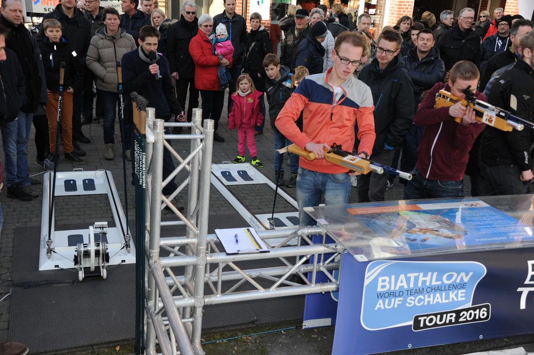 Biathlon Coesfeld