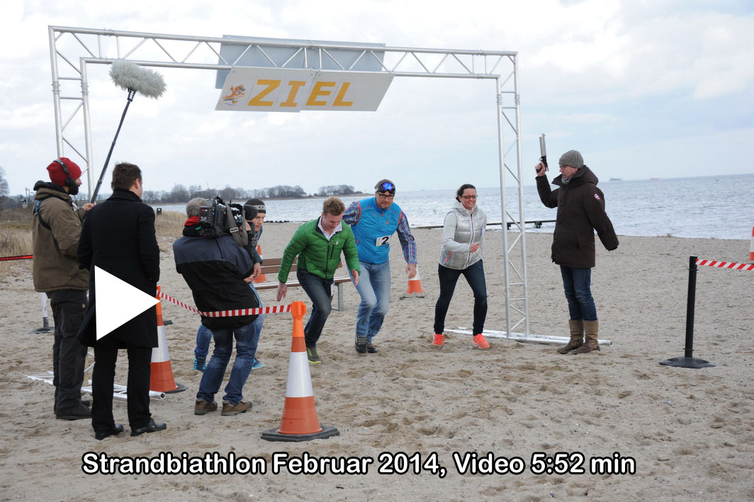Strandbiathlon 2014 Video
