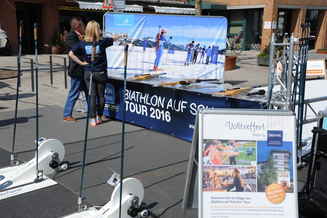 Biathlon Monheim