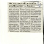 Jülicher Zeitung
