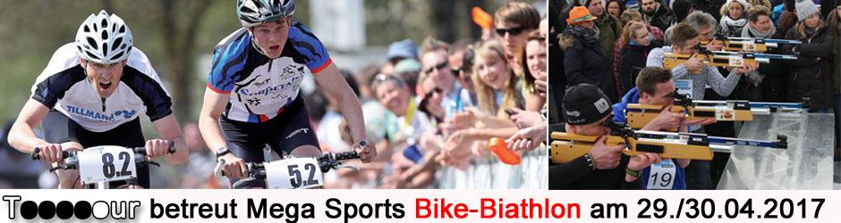 Mega Sports Bike-Biathlon
