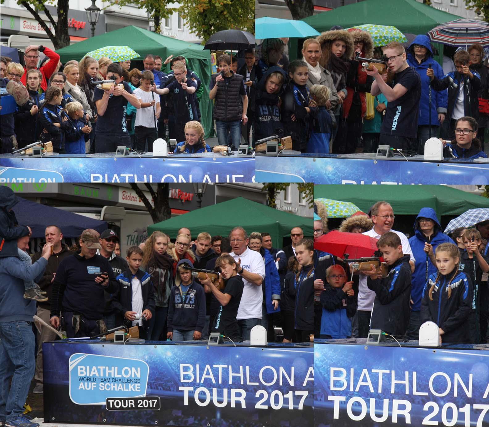 Nachbericht zur 26. Etappe 2017 in Siegburg - biathlon-tour ...