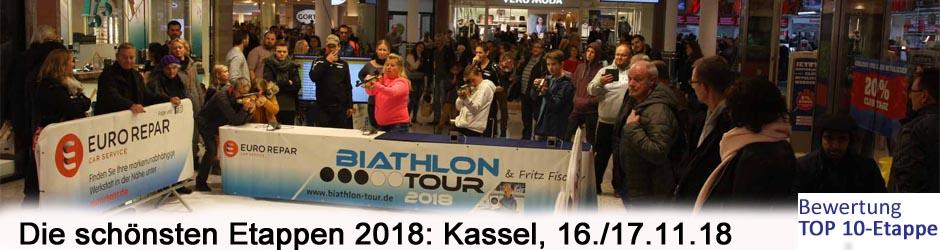 Biathlon Kassel 2018