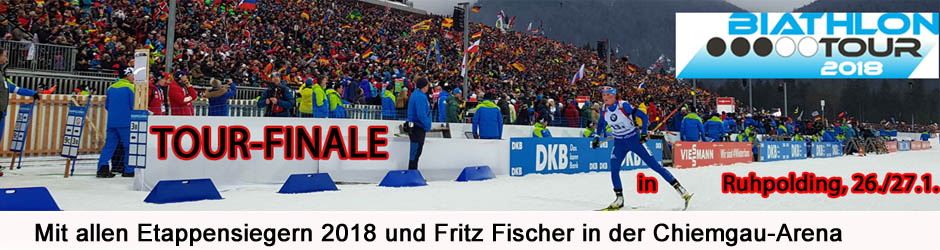 Biathlonfinale Ruhpolding